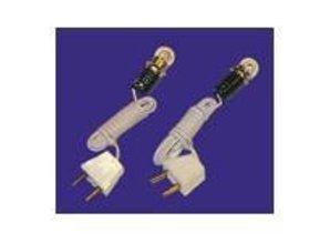 Bollampjes met draad/stekker 12V
