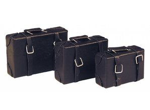 Euromini's Kofferset, 3-delig