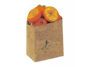 Euromini's Zak met sinaasappels EM5513 - € 1,95 1,5(b) x 2,2(h) cm.