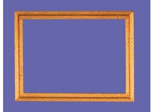 Euromini's Lijst 6,5(5,5) x 8,5(7,5) cm.