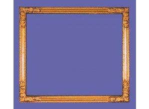 Euromini's Lijst 8,8(7,7) x 10,0(8,9) cm.