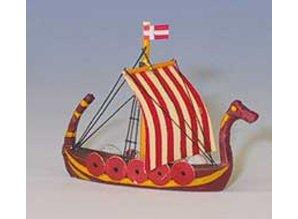Euromini's Viking schip