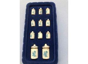 Euromini's Euromini's Specerijpotten set, 22-delig 5810