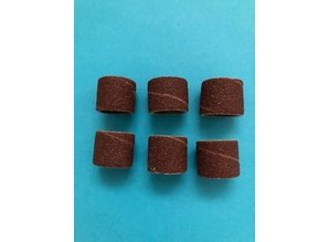 Euromini's EM8833 Schuurbandjes Groot, 6 stuks
