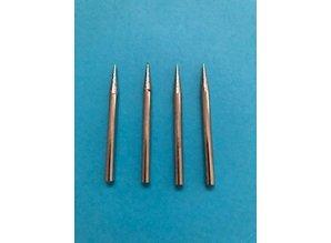 Euromini's EM8804 Diamant Stift, 4 stuks
