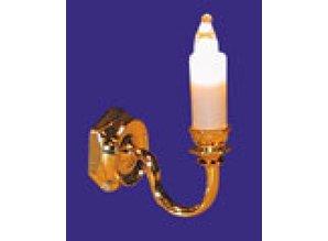 Euromini's Wandlamp, 1-pits kaars