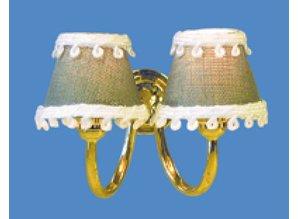 Euromini's Wandlamp, 2-pits