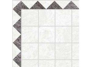 Euromini's Marble Tiles, White