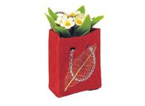 Euromini's Tas met bloemen