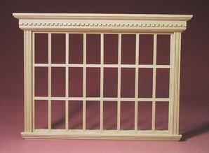 Euromini's Patriciers 24-lichts raam
