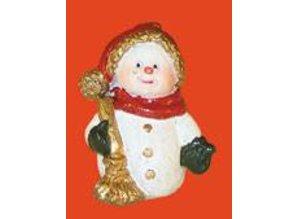 Euromini's Sneeuwpop