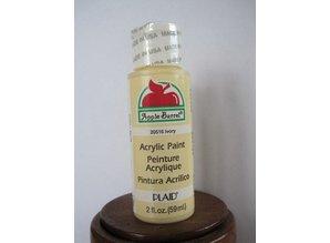 Apple Barrel AB 20516 Ivory