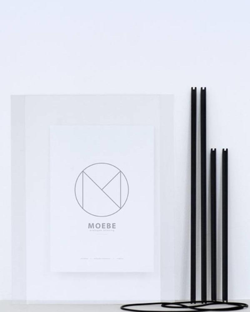 FRAME: schlichter Bilderrahmen von Moebe - COLLAGE®
