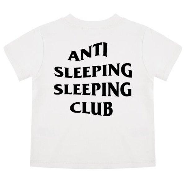 ANTI SLEEPING CLUB BABY T-SHIRT