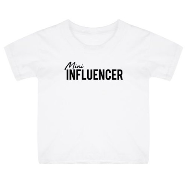 MINI INFLUENCER KIDS T-SHIRT