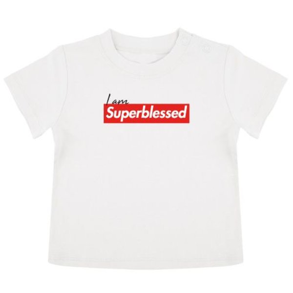 SUPERBLESSED BABY T-SHIRT