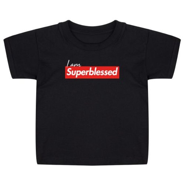 SUPERBLESSED KIDS T-SHIRT
