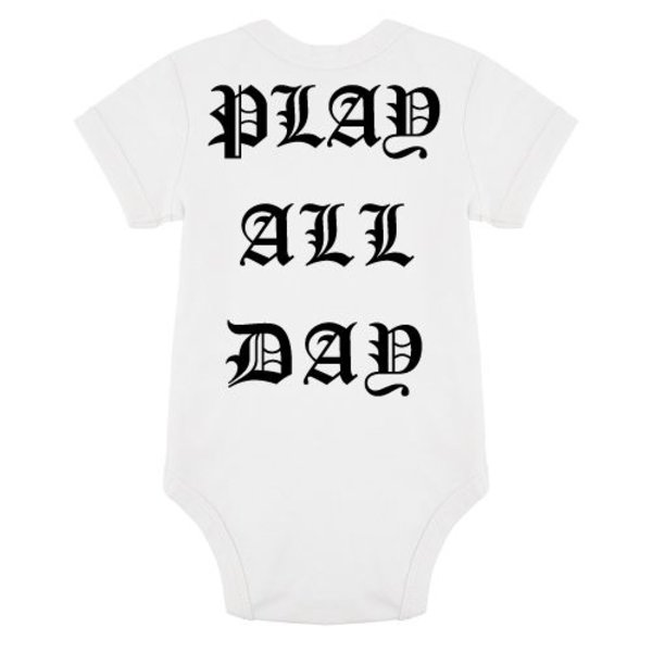 PLAY ALL DAY ROMPER