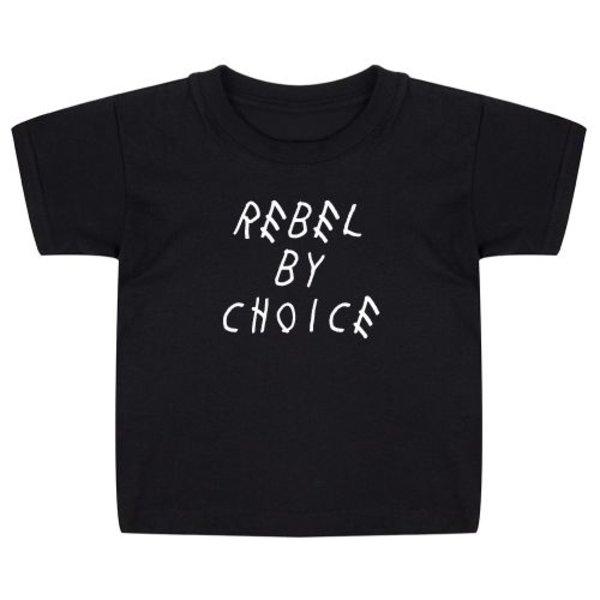 REBEL BY CHOICE KIDS T-SHIRT