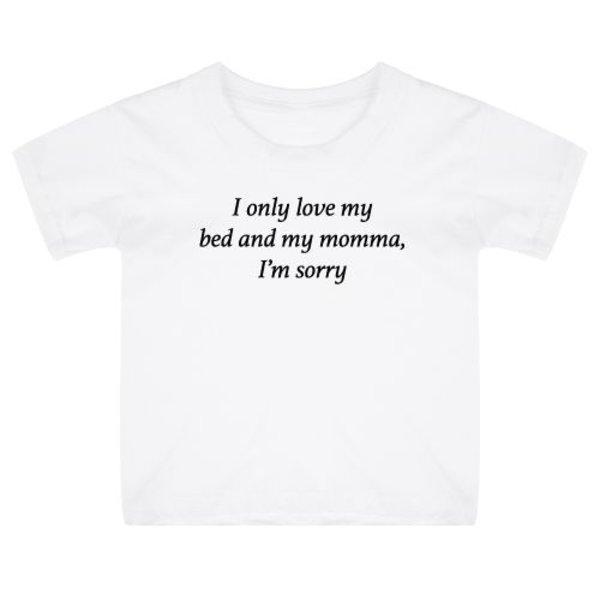 I'M SORRY KIDS T-SHIRT