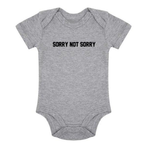 SORRY NOT SORRY ROMPER