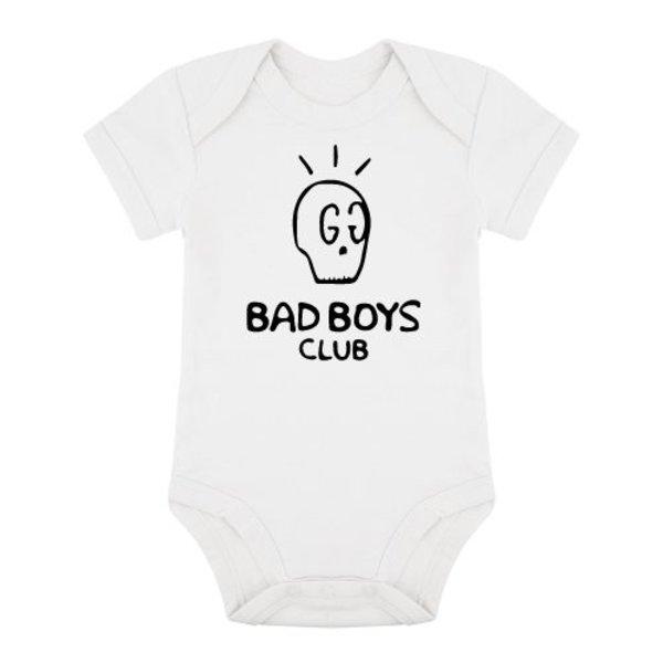 BAD BOYS CLUB ROMPER