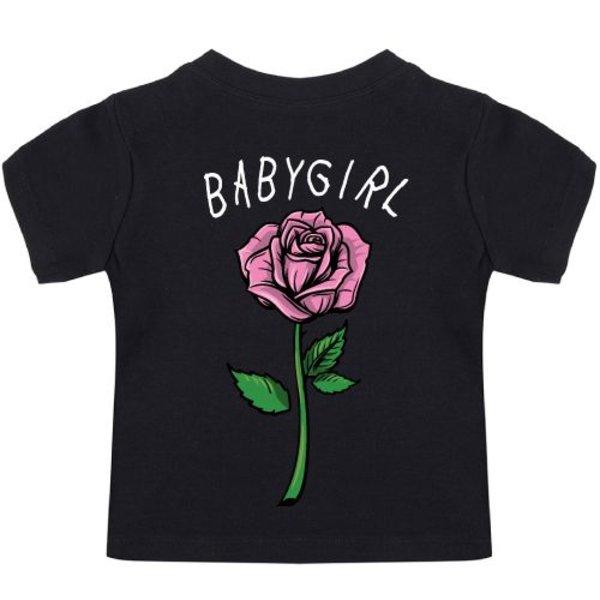 BABYGIRL ROSE BABY T-SHIRT