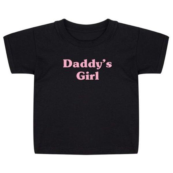 DADDY'S GIRL KIDS T-SHIRT