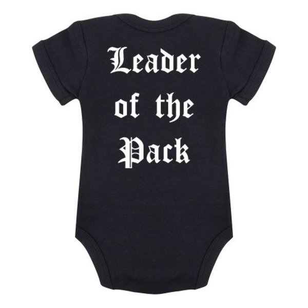 LEADER OF THE PACK ROMPER