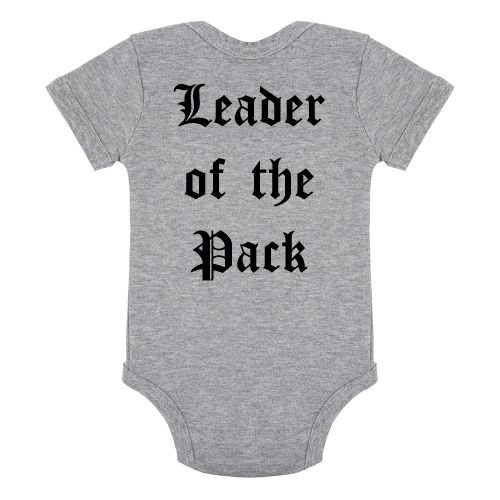 KIDZ DISTRICT LEADER OF THE PACK ROMPER