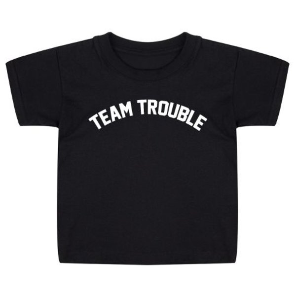 TEAM TROUBLE KIDS T-SHIRT