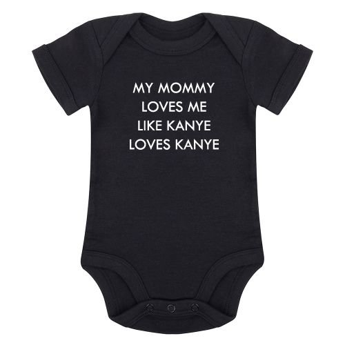 KIDZ DISTRICT MY MOMMY LOVES ME ROMPER
