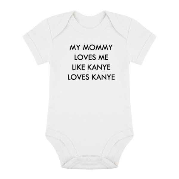 MY MOMMY LOVES ME ROMPER