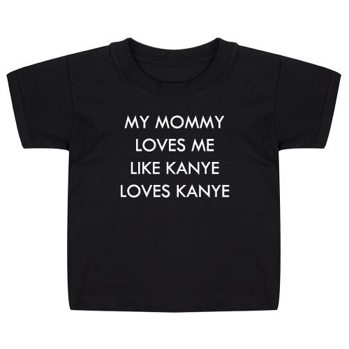 KIDZ DISTRICT MY MOMMY LOVES ME KIDS T-SHIRT