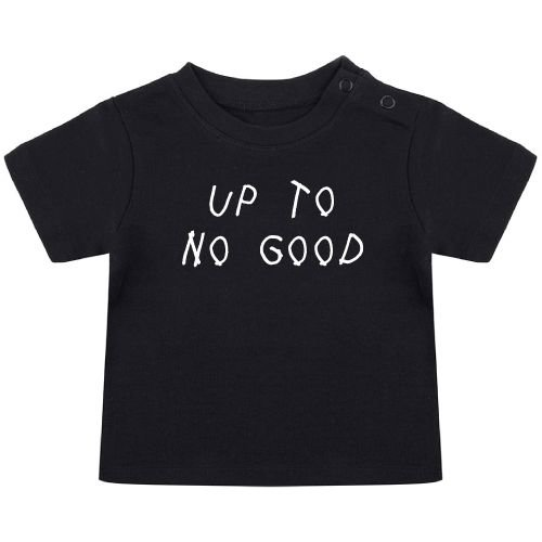 KIDZ DISTRICT UP TO NO GOOD BABY T-SHIRT
