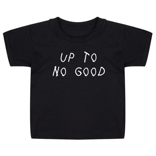 KIDZ DISTRICT UP TO NO GOOD KIDS T-SHIRT