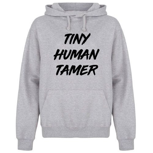 KIDZ DISTRICT TINY HUMAN TAMER HOODIE