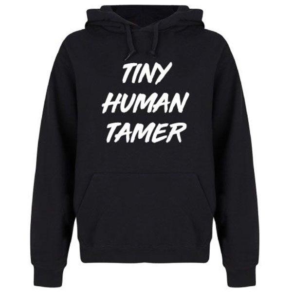 TINY HUMAN TAMER HOODIE