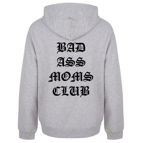 KIDZ DISTRICT BADASS MOMS CLUB HOODIE