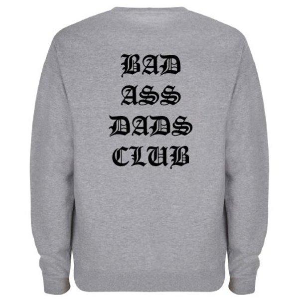 BADASS DADS CLUB SWEATER