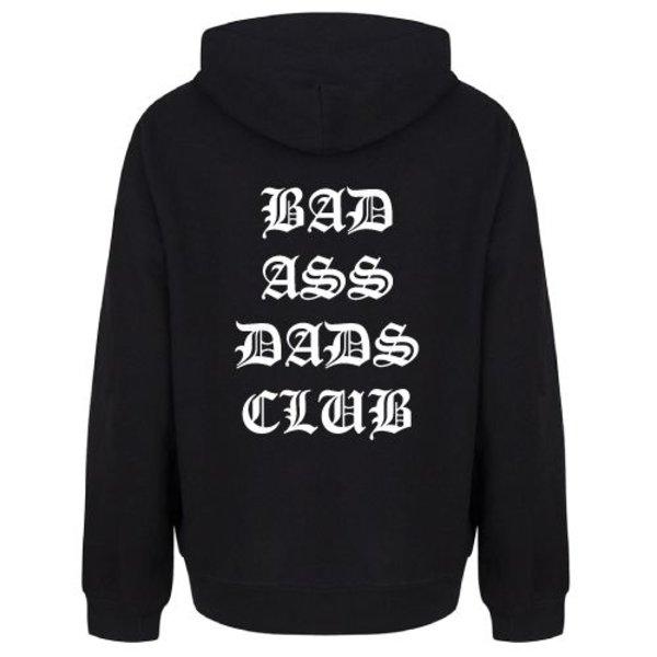 BADASS DADS CLUB HOODIE