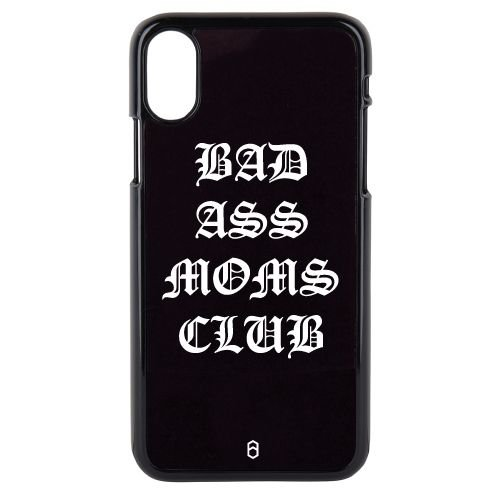 KIDZ DISTRICT BADASS  MOMS CLUB CASE