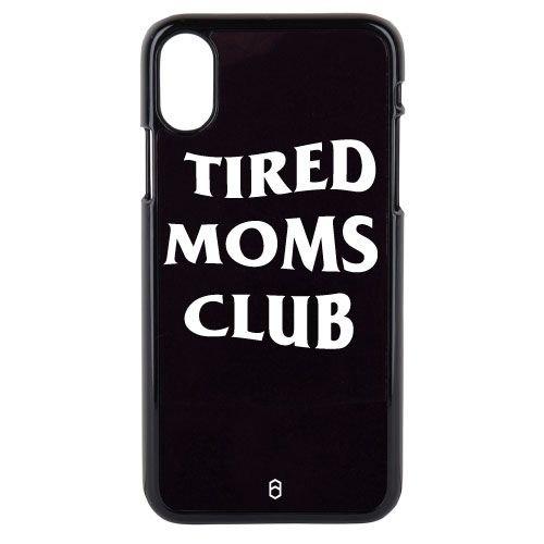 KIDZ DISTRICT TIRED MOMS CLUB CASE