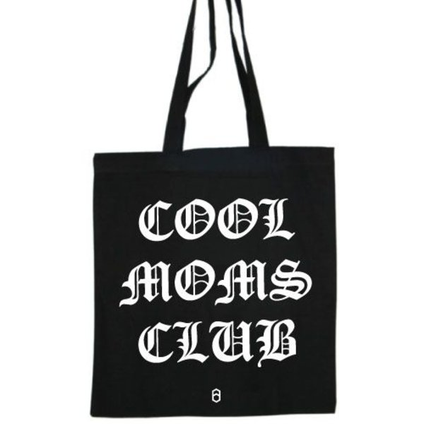 COOL MOMS CLUB COTTON BAG