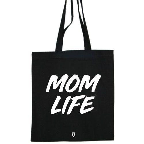 KIDZ DISTRICT MOM LIFE COTTON BAG
