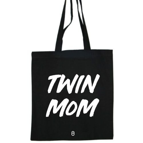 KIDZ DISTRICT TWIN MOM COTTON BAG