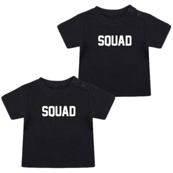 SQUAD TWINNING T-SHIRTS