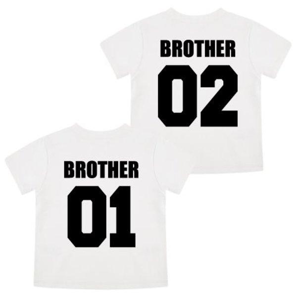 TEAM BROTHERS TWINNING T-SHIRTS