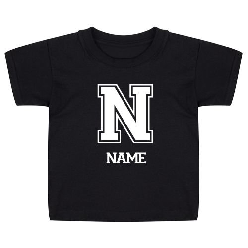 KIDZ DISTRICT VARSITY NAAM KIDS T-SHIRT (GEPERSONALISEERD)