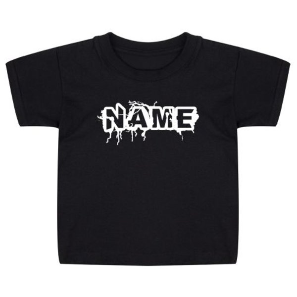 THUNDER NAME KIDS T-SHIRT (GEPERSONALISEERD)